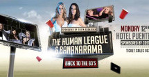 Bananarama and Human League Marbella